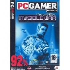 Deus Ex: Invisible War for PC from Eidos/Mastertronic on DVD