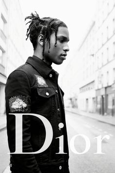 Full Sized Photo of rami malek boy george dior homme new campaign 12 Boy George, Asap Rocky Dior, Asap Rocky Braids, Asap Rocky Wallpaper, Asap Rocky Poster, Couture Christian Dior, Model Tips, New School Hip Hop, Lord Pretty Flacko
