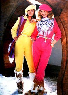 Image result for 80's retro ski party
