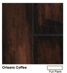 Amazon.com: Renior French Bleed Orleans Coffee laminate wood flooring 8mm (floors sample 1PC): Home Improvement