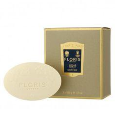 Soulle Ámbar Luxury Soap Set 3x100g FLORIS
