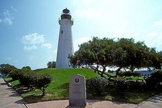 Port Isabel Lighthouse State Historic Site. Of the 16 lighthouses originally constructed along the Texas coast, Port Isabel is the only one open to the public. With a perch 50 feet above the ground, it is always popular with photographers and other visitors, because they can enjoy great views of South Padre Island and the beaches.
