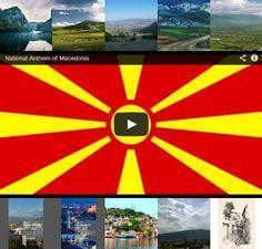 National Anthem of Macedonia