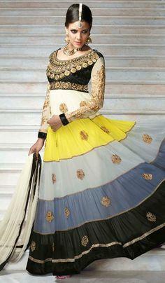 G3 fashions Multicolored Georgette Velvet Wedding Wear Designer Salwar Suit Product Code : G3-LSA105057 Price : INR RS 6342
