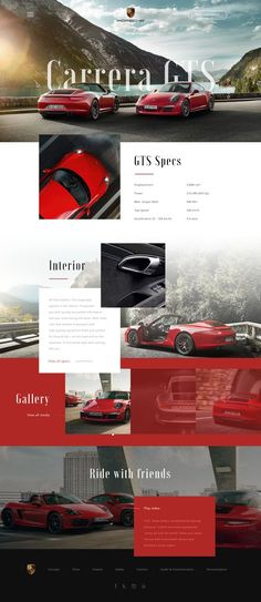 Porsche Web Design | Fivestar Branding – Design and Branding Agency & Inspiration Gallery