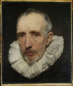 It's hard to believe that Anthony van Dyck was only around 21 when he painted this. I have seen this several times at the National Gallery in London and it never fails to take my breath away. My Favourite portrait painting.
