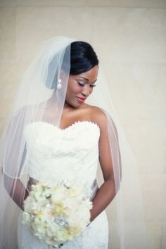 This Classic Wedding Is Beyond Gorgeous  Repinned by Annie @ www.perfectpostage.com