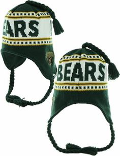 #Baylor Bears Tassel Montreux Knit Cap ($24 at Baylor Bookstore)
