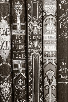 Old Books  |  http://keepcalmandcarrychanel.tumblr.com/post/1729388955/aoneal-old-books-1-by-iainsarjeant-i-love