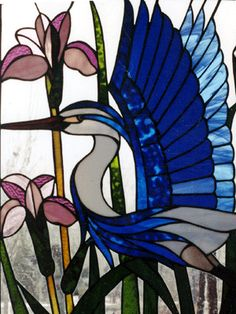 Google Image Result for http://www.kemppottery.com/graphics/glass/heron_with_iris.gif