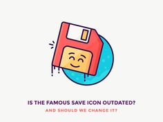 Do we need a new Save Icon?!