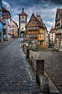 Rothenburg ob der Tauber Rothenburg Germany Even though this is a tourist town It is really beautiful and historic and I enjoyed it. The post Rothenburg ob der Tauber appeared first on Deneme. Places Around The World, Oh The Places You'll Go, Places To Travel, Around The Worlds, Travel Destinations, Travel Tips, Beautiful Places To Visit, Wonderful Places, Beautiful World