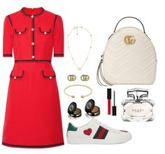 Shop the Look from Meldque on ShopStyleGucci Girl, Let them know about your love! Gucci Girl, Let them know about your love! 80s Fashion, Fashion Looks, Fashion Outfits, Womens Fashion, Fashion Trends, Classy Outfits, Casual Outfits, Cute Outfits, Work Outfits