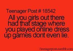 :) Teenager Post :)