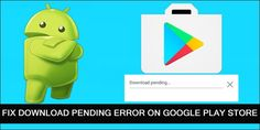 How To #Fix #Download #Pending #Error On #Google #PlayStore. Restart/Reboot Your #Android Phone. Check Your #NetworkConnection. Clear Play Store Cache And #Data. Reset App Preferences. Check And Clear The Internal #Storage Space. Uninstall and Re-Install Play Store Updates. Factory #Reset Your Device. Settings App, Play Game Online, Any App, Data Recovery, Android Smartphone, Sd Card, Google Play, Space, Storage