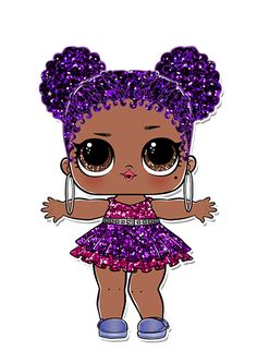 Risultato immagini per lol surprise purple queen Meet your favorite LOL characters, take quizzes, watch videos, check out photos, and more!Collectible Dolls with Mix and Match Accessories Lol Doll Cake, Chibi Kawaii, Doll Drawing, Doll Party, 6th Birthday Parties, Diy Birthday, Lol Dolls, Cute Drawings, Haircut Styles