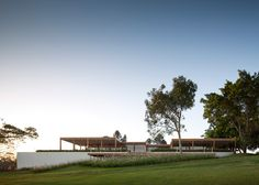 Fazenda Boa Vista Golf Clubhouse [ ArtOfGolf.com ] #clubhouse #art #golf