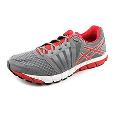 c9765949e0a262 ASICS Mens GELLyte33 2 Running ShoeTitaniumChiliBlack14 M US  gt  gt  gt   Learn more