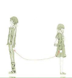 So cute   Anime : Noragami