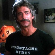 Sam Elliott - you hear his sexy voice on all types of TV ads!