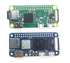 Banana PI BPI-M2 Zero is the open source hardware platform,Banana PI BPI-M2 Zero is an quad core version of Banana Pi,it support WIFI on board. use Alliwnner H2+ chip on board. and mini size only 60mm*30mm, all ineter face same as Raspberry pi Zero W.   Banana Pi BPI-M2 Zero series run Android,Debian linux,Ubuntu linux, Raspberry Pi image and others image. Banana PI PBI-M2 Zero hardware: 1Ghz ARM7 quad-core processor, 512M DDR3 SDRAM, and SDIO wifi module on board.    [imagem]  BPI-M2 zero…