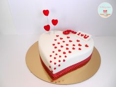 Valentine´s Day Cake