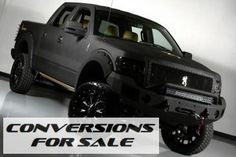 2013 Ford F-150 Limited Custom Browning Lifted Truck