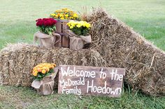 A Family Hoedown Birthday Party by Eutopia Events