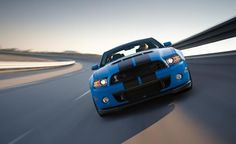2013 Ford Mustang Shelby GT500 - Photo Gallery of from Car and Driver - Car Images - Car and Driver - Car and Driver