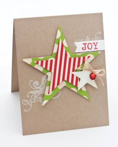 Joy by Lisa Lisa - Cards and Paper Crafts at Splitcoaststampers