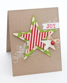 Joy by Lisa Lisa - Cards and Paper Crafts at Splitcoaststampers