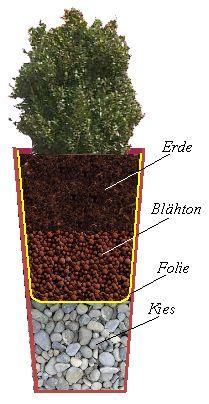 Richtige Bepflanzung eines Blumenkübels Planter Pots, Garden, Outdoor, Planters, Diy Garden Decor, Potting Soil, Natural Garden, Beautiful Flowers, Tuin