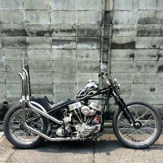 I'm down with that crazy exhaust! #harleydavidsonchoppers #harleydavidsonchoppersart