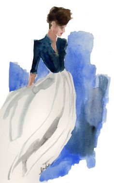 The Sketch Book – Inslee Haynes | Fashion Illustration by Inslee | Page 25