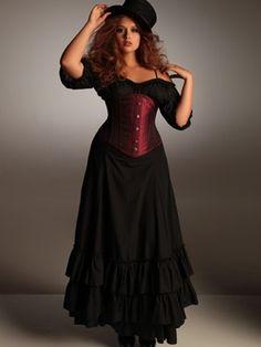 Victorian Bustle Skirt