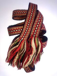 Willow Weaving, Folklore, Traditional Outfits, Beige, Band, Patterns, Natural Dyeing, Block Prints, Sash