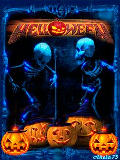 A GIF is worth a million words. Explore best animated GIFs on SpeakGIF. Fete Halloween, Halloween Scene, Halloween Images, Halloween Quotes, Halloween Skeletons, Halloween Horror, Vintage Halloween, Halloween Crafts, Happy Halloween Pictures