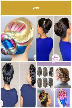 recogido elegante, peinado elegante, fancy hairstyle, braid, braids, pretty braids, braids hairstyles, different braids, how to braid, Peinado, peinados fáciles ideas, peinados recogidos, peinados con trenzas, peinados paso a paso, peinados bonitos, peinados de moda, tutorial de peinados, peinados modernos, peinados sencillos, peinados para niñas, ideas de peinados, tutorial paso a paso, peinados paso a paso, Trenzas, trenzas fáciles, trenzas paso a paso, trenzas juveniles,  cabello largo… Hairstyle Braid, Dreadlocks, Fancy, Hair Styles, Beauty, Ideas, Nice Hairstyles, Stylish Hairstyles, Girls Hairdos