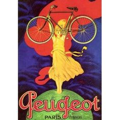 Peugeot Poster