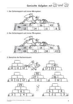 157 best Arbeitsblätter Mathe Deutsch DaF DaZ Englisch images on ...