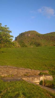 Duncarnock Hill Fort, (Iron Age)  The Craigie, near Barrhead..
