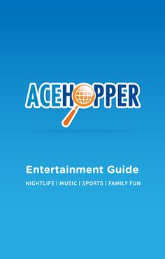 Apps like Orbitz, Kayak or Priceline will help you get there.  Airbnb, TripAdvisor and Hotels.com will help you find a place to stay once you're there.  HopStop, Moovit and Uber might even help you get around.  But when it comes to finding entertainment, Acehopper is the only app you'll ever need!  Acehopper is dedicated to linking you to sports and entertainment in 100's of cities worldwide.  You'll always find something to do with Acehopper!FEATURES: ★ Buy tickets for NBA, MLB, NFL, ...