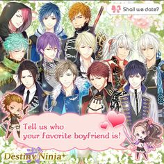 Shall we date destiny ninja 2 season 2 Dating Sim, Dating Games, Ninja 2, Voltage Games, Anime Group, Shall We Date, Season 2, Destiny, Manga Anime