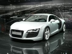 audi r8...Christian Grey's car!