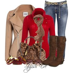 Stylish Eve 2013 Winter Outfits: Let it snow, let it snow, let it snow! - All except for the hand bag and jewelry