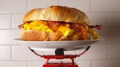 Giant Breakfast Sandwich