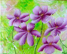 lila Blüten 2