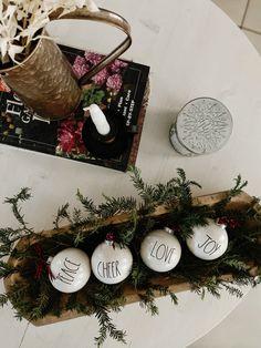 Deck the Halls Christmas Wreaths, Christmas Cards, Christmas Ornaments, Deck The Halls, Garland, Pastel, Joy, Seasons, How To Plan