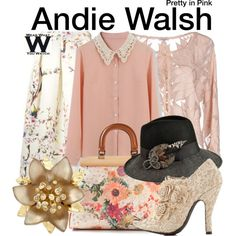Inspired by Molly Ringwald as Andie Walsh in 1986's Pretty in Pink.