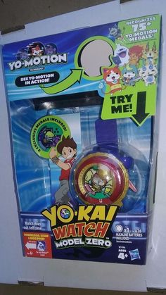 Hasbro Yokai Yo-Kai Watch Model Zero Yo-Motion  #Hasbro